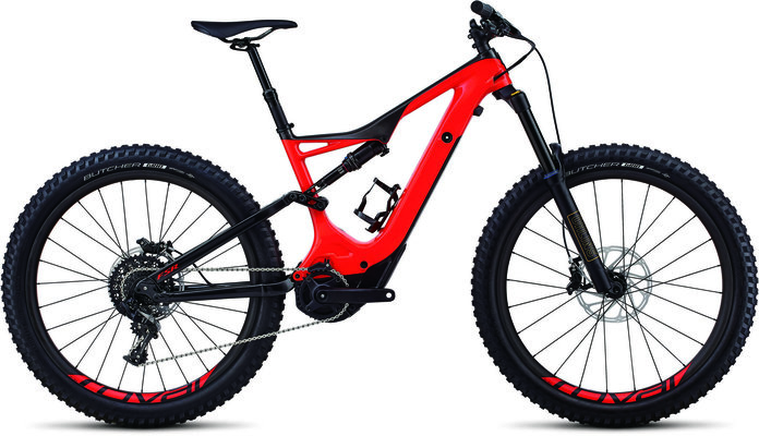 Men's Turbo Levo FSR Expert Carbon 6Fattie/29 - NB RKTRED/CARB