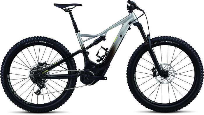 Specialized Turbo Levo FSR Comp 6Fattie/29 - NB  FLKSIL/BLK/HYP