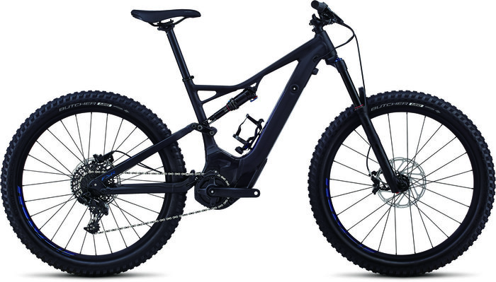 Specialized Turbo Levo FSR 6Fattie/29 - NB  BLK/CMLN