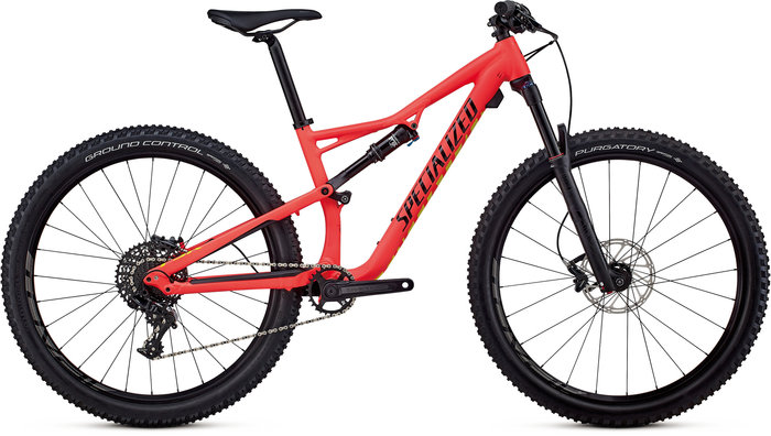 Women's Camber Comp 650b ACDRED/LIMN/BLK