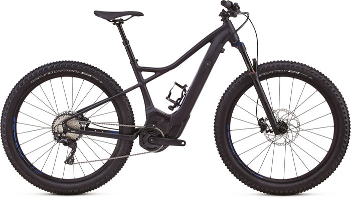 Women's Turbo Levo Hardtail Comp 6Fattie - NB BLK/CMLN