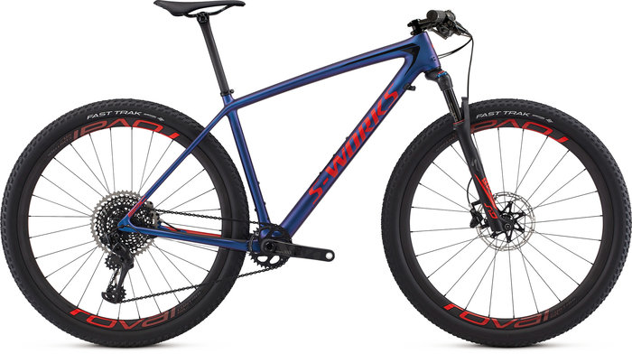 S-Works Epic Hardtail XX1 Eagle™ CMLN/RKTRED/BLK