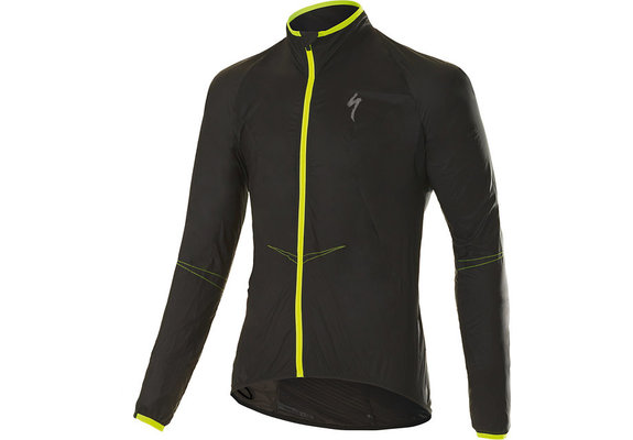 Deflect Comp Wind jacket Black