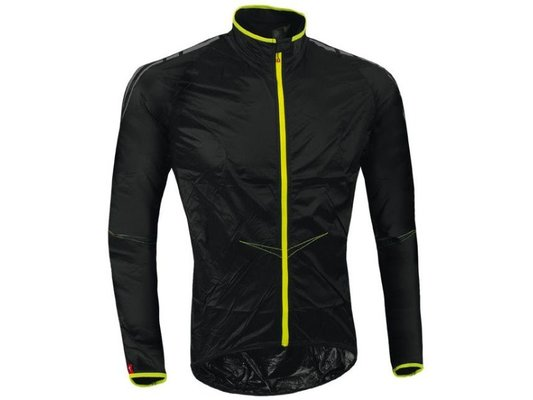 DEFLECT COMP WINDJACKET BLK