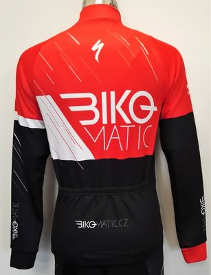 dres BIKOMATIC dl.rukáv RACE