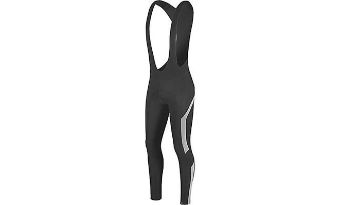 Therminal RBX Comp HV Cycling Bib Tight Black/Reflective