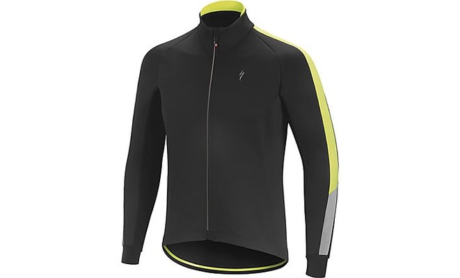 Element RBX Comp HV Jacket Black/Neon Yellow